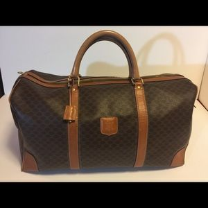 53f2534b33 Pre owned Authentic Celine traveling bag 50